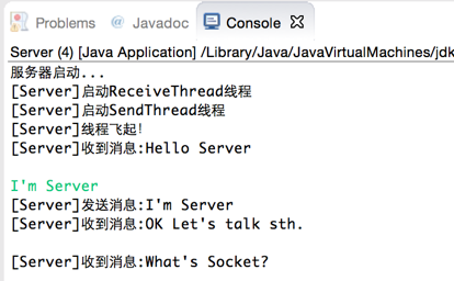 Android-Socket-Server